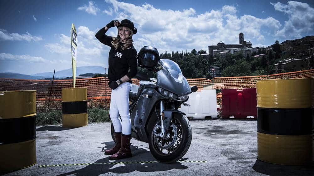 1000Curve Zero Motorcycles