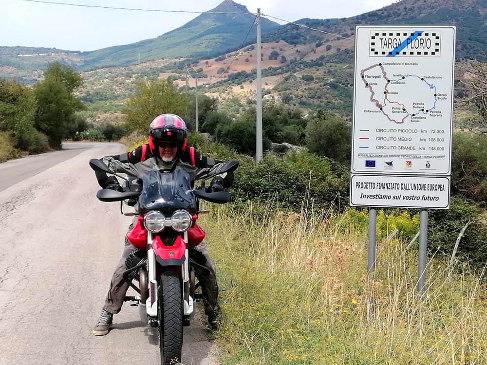 Madonie in moto: l'antico circuito dellaTarga Florio