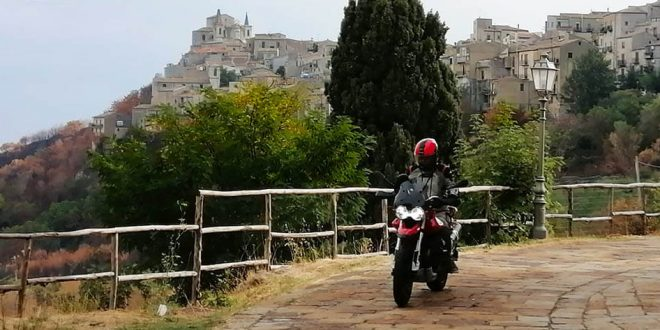Madonie in moto: Petralia Soprana