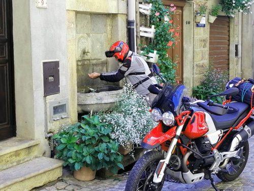 Madonie in moto