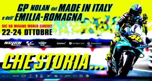 Moto GP a Misano locandina